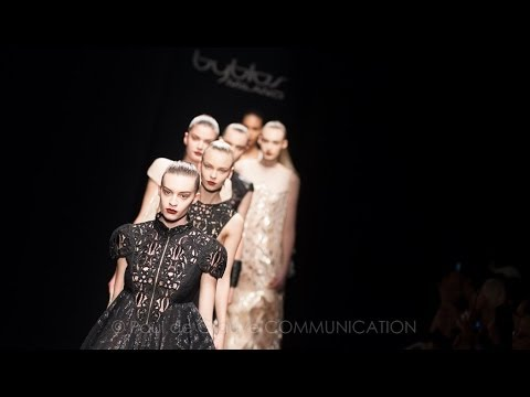 BYBLOS FASHION SHOW WOMAN FALL WINTER 2014-15 (Interviews -Exclusive  Backstage – Runway) HD