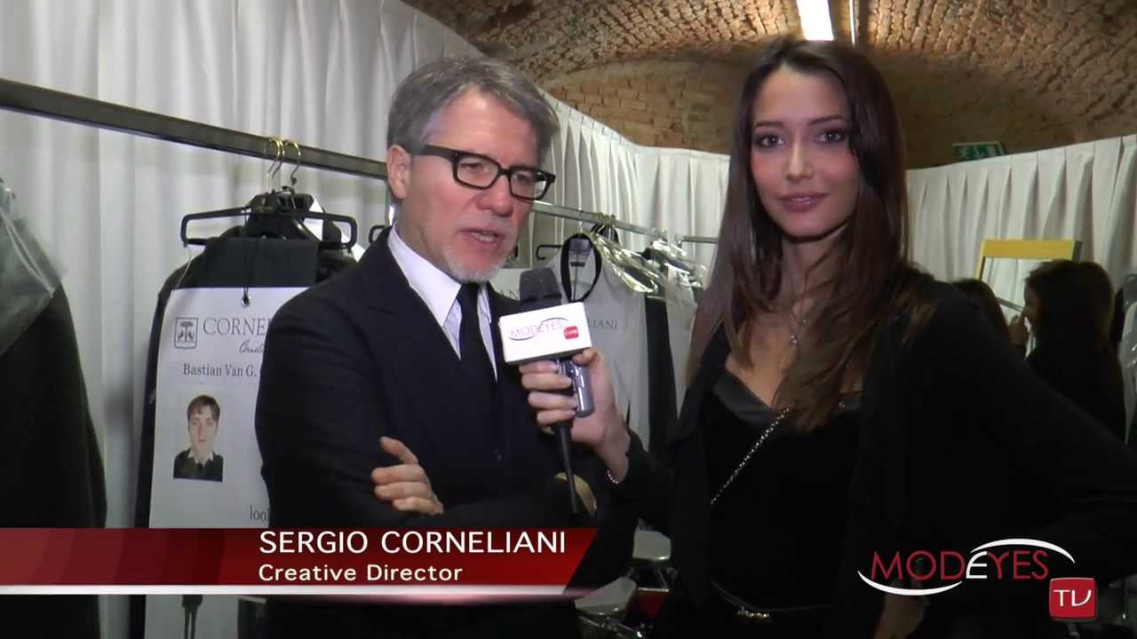 CORNELIANI FASHION SHOW F/W 2014/15 (Backstage – Runway) HD