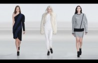 COSTUME NATIONAL WOMAN F/W 2014-15 (Runway+ Exclusive Backstage + Interviews) HD