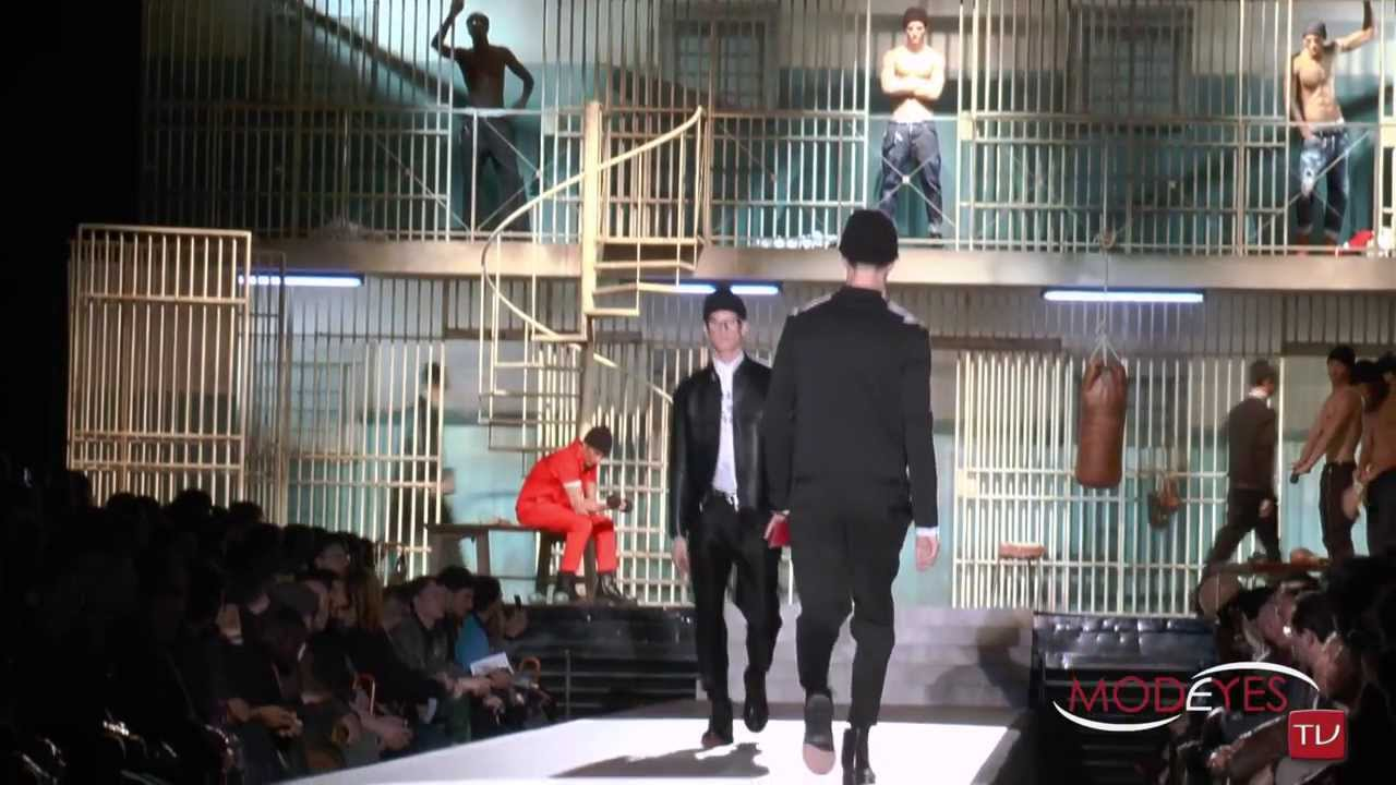 DSQUARED2 MEN FASHION SHOW FALL WINTER 2014 – 2015