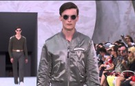LOUIS VUITTON MENSWEAR SUMMER 2015 FULL SHOW HD
