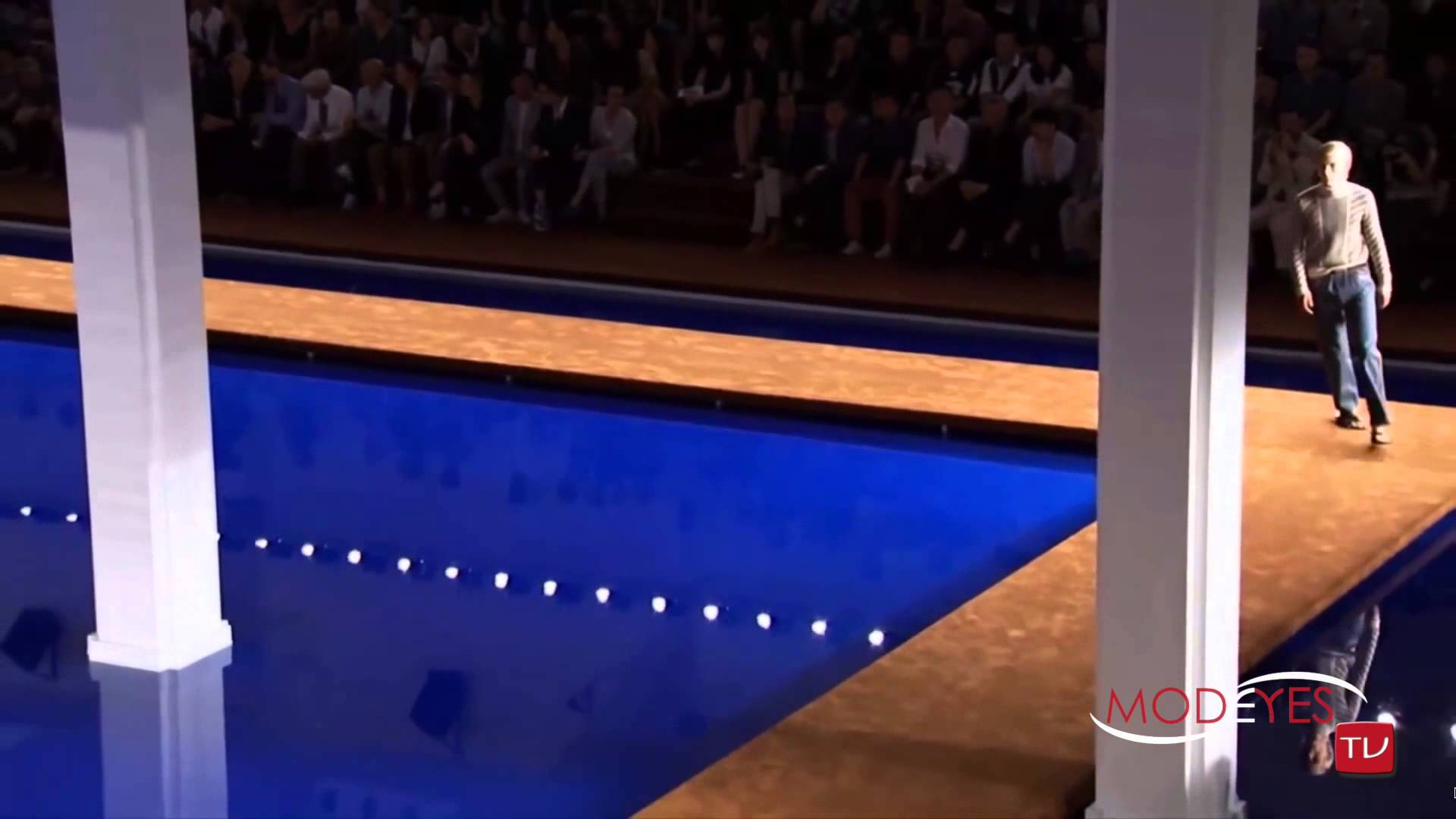 PRADA MENSWEAR SUMMER 2015 MILAN FASHION SHOW HD