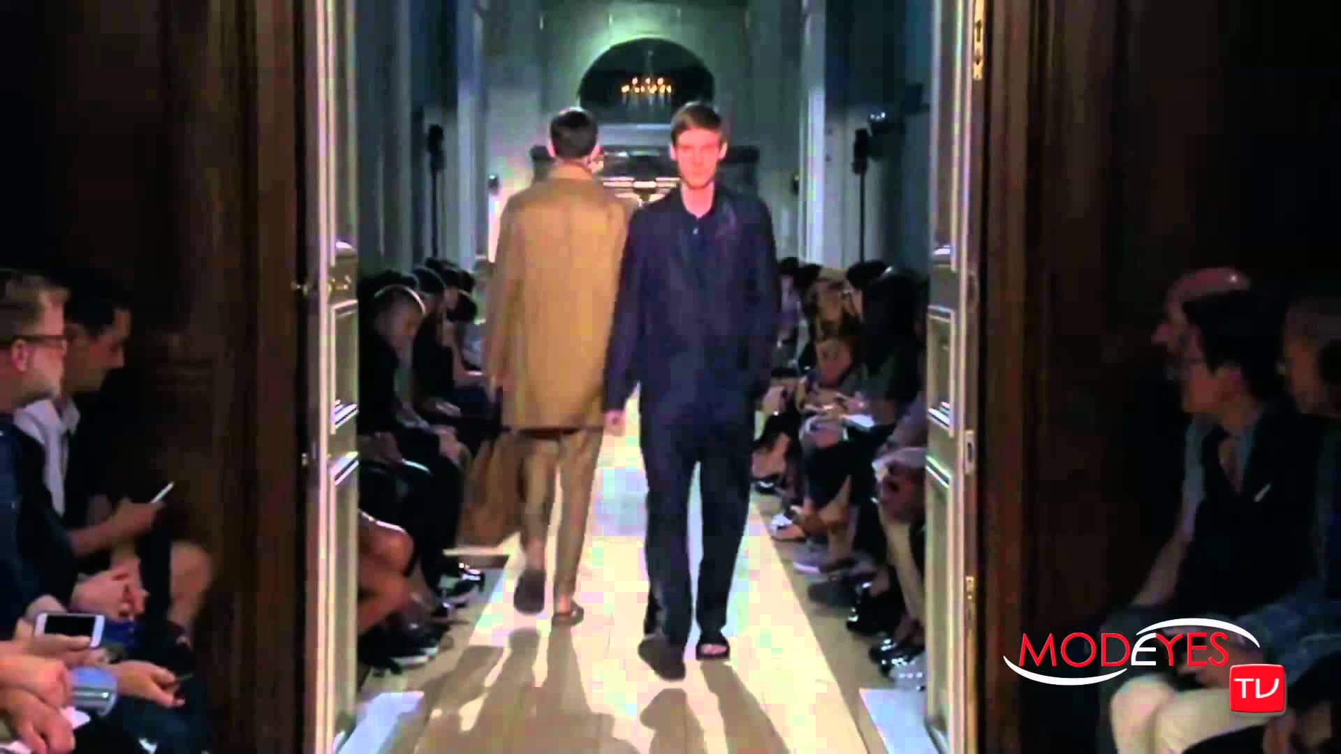 VALENTINO MENSWEAR SPRING SUMMER 2015 Paris Show HD