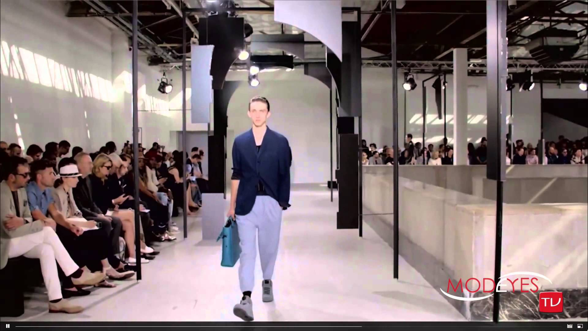 3 1 PHILLIP LIM MENSWEAR SPRING SUMMER  2015 Paris HD