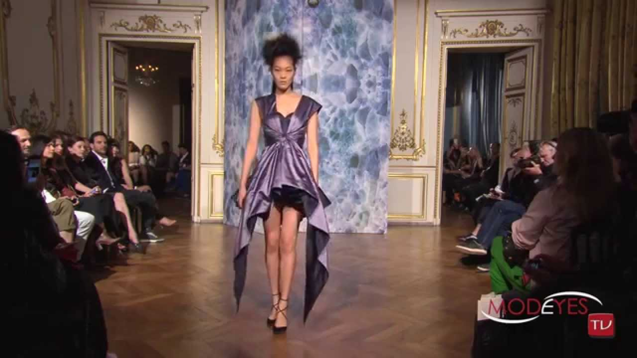 ALEXIS MABILLE Paris Haute Couture Fall Winter 2014 2015