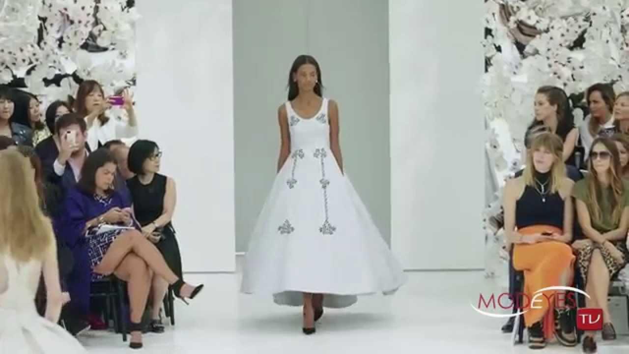 DIOR COUTURE  FALL WINTER 2015 Paris Fashion Show HD