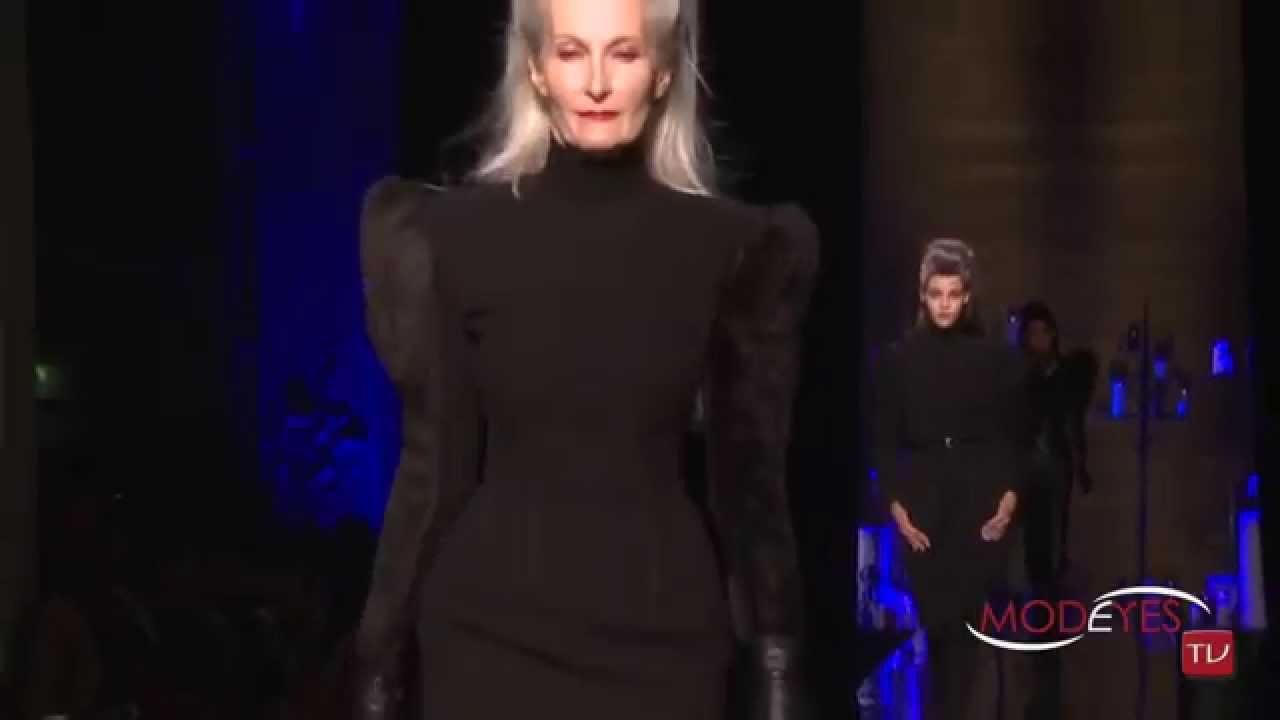 JEAN PAUL GAUTIER   Paris Haute Couture   Fall Winter 2014 15