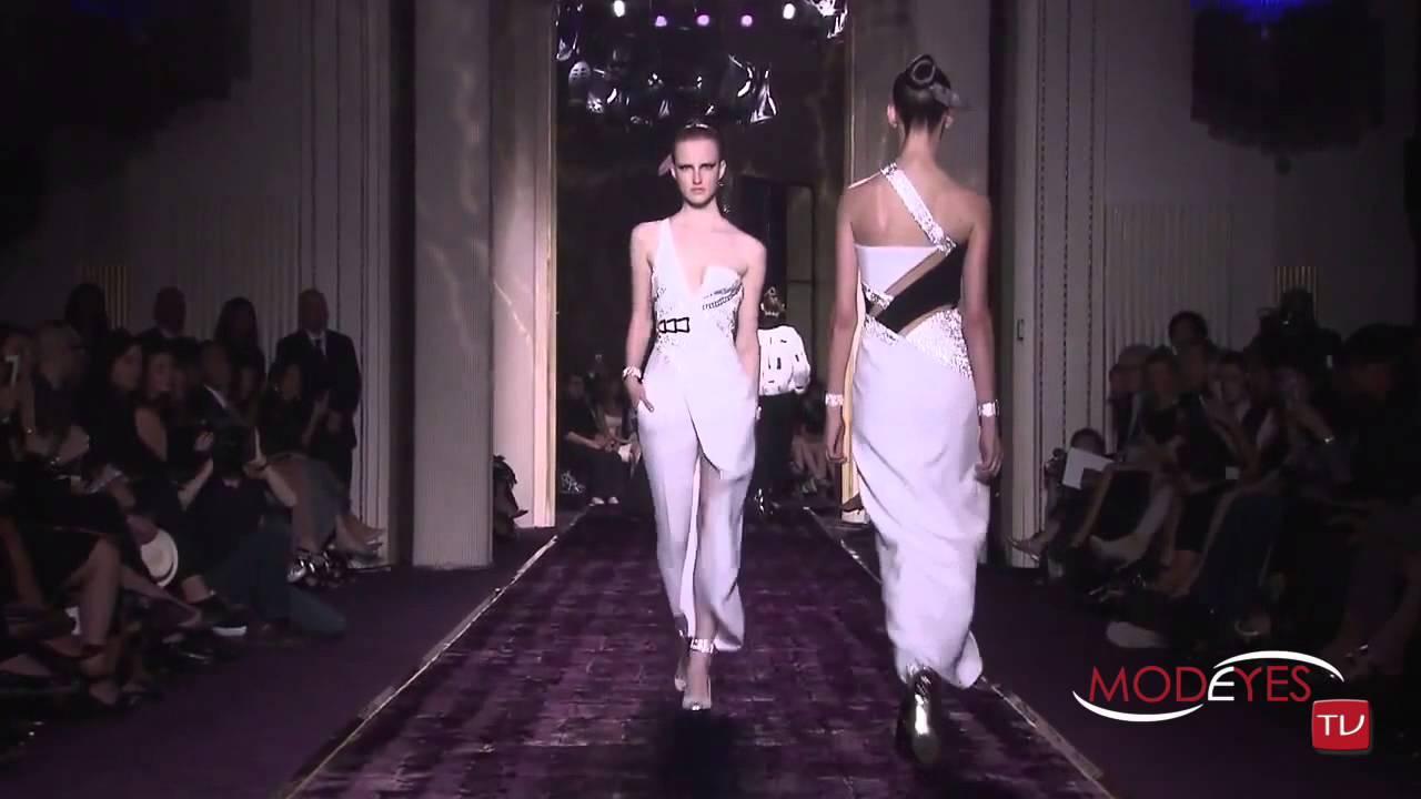 VERSACE Paris Haute Couture Fall Winter 2014 2015