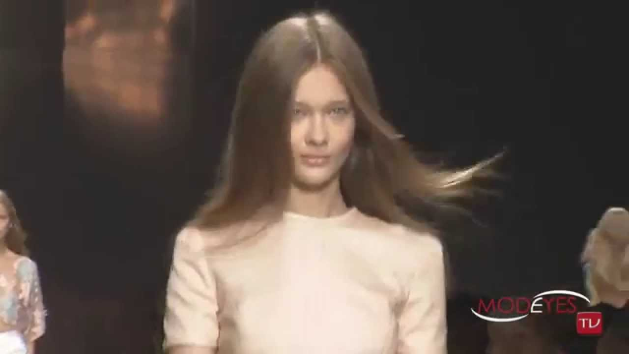 BLUMARINE | FASHION SHOW SPRING SUMMER 2015 hd