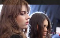 ELISABETTA FRANCHI S/S 2016 (Backstage+Fashion show) exclusive