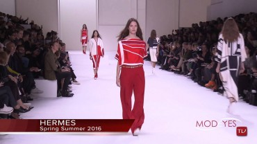 HERMES WOMAN SPRING SUMMER 2016 – FULL   FASHION SHOW