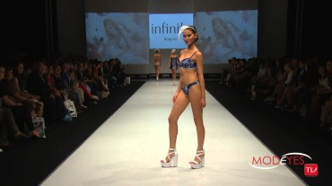 INFINITY LINGERIE |  SUMMER 2016 – Fashion Show in Moscow