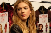 ETRO   WOMAN FASHION SHOW FALL 2016   (+backstage + interview) EXCLUSIVE