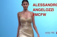 ALESSANDRO ANGELOZZI | MONTE CARLO FASHION SHOW 2016 | EXCLUSIVE