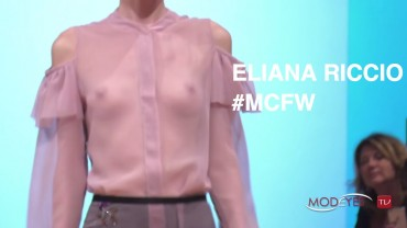 ELIANA RICCIO | MONTE CARLO FASHION SHOW 2016 |  EXCLUSIVE