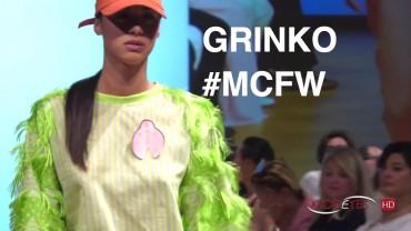 GRINKO | MONTE CARLO FASHION SHOW 2016 | EXCLUSIVE