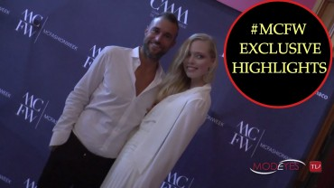 MONTE CARLO  FASHION WEEK 2016 | HIGHLIGHTS | EXCLUSIVE by MODEYES TV