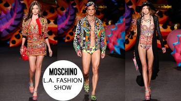 MOSCHINO | Resort Collection & Menswear 2017 | FULL FASHION SHOW |