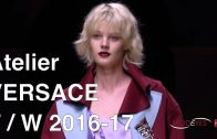 Atelier VERSACE | FALL WINTER 2016 | FULL FASHION SHOW