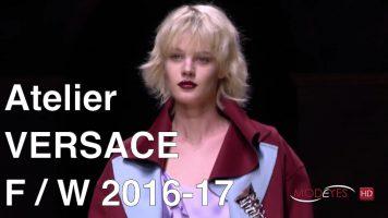 Atelier VERSACE | FALL WINTER 2016 | FULL FASHION SHOW