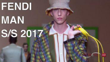 FENDI | MAN SUMMER 2017 | FULL FASHION SHOW