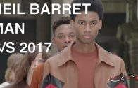NEIL BARRETT | MAN SUMMER 2017 | FULL FASHION SHOW