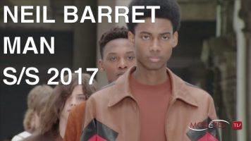 NEIL BARRETT | MAN SUMMER 2017 | FULL FASHION SHOW