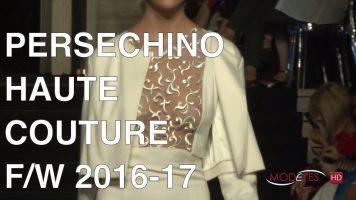 SABRINA PERSECHINO | FALL WINTER 2016 | FULL FASHION SHOW