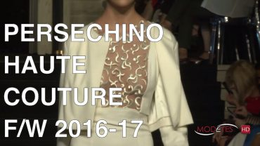SABRINA PERSECHINO | FALL WINTER 2016 | FULL FASHION SHOW