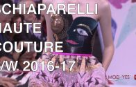 SCHIAPARELLI | FALL / WINTER 2016 | FULL FASHION SHOW