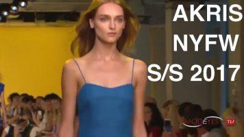 AKRIS | SPRING SUMMER 2017 | FULL FASHION SHOW