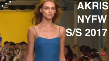 AKRIS | SPRING SUMMER 2017 | FULL FASHION SHOW