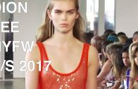 DION LEE | SPRING SUMMER 2017 | FULL FASHION SHOW