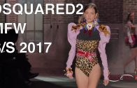 DSQUARED² | SPRING SUMMER 2017 WOMAN – FULL FASHION SHOW | Exclusive by Modeyes TV
