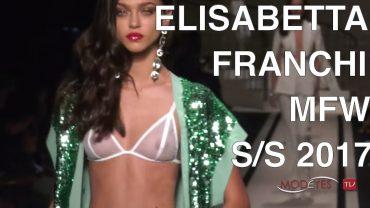 ELISABETTA FRANCHI | SPRING SUMMER 2017 |BACKSTAGE-INTERVIEWS-FASHION SHOW | Exclusive by Modeyes TV
