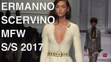 ERMANNO SCERVINO | SPRING SUMMER 2017 WOMAN – FULL FASHION SHOW | Exclusive by Modeyes TV