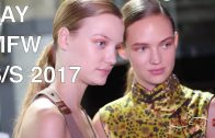 FAY   SPRING SUMMER 2017   FULL FASHION SHOW + EXCLUSIVE BACKSTAGE