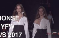 MONSE | SPRING SUMMER 2017 | FULL FASHION SHOW