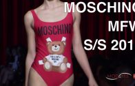 MOSCHINO | SPRING SUMMER 2017 | FULL FASHION SHOW