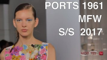 PORTS 1961 | SPRING SUMMER 2017 | FULL FASHION SHOW – Exclusive