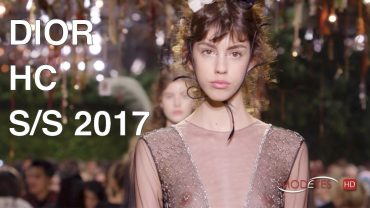 DIOR | HAUTE COUTURE SPRING SUMMER 2017 | FASHION SHOW