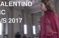 VALENTINO | HAUTE COUTURE SPRING SUMMER 2017 | PARIS FASHION SHOW