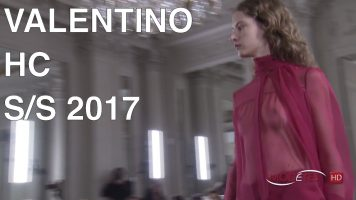 VALENTINO | HAUTE COUTURE SPRING SUMMER 2017 | PARIS FASHION SHOW
