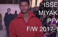 ISSEY MIYAKE | FALL WINTER 2017 – 2018 | FASHION SHOW