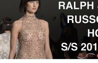 RALPH & RUSSO | HAUTE COUTURE SPRING SUMMER 2017 | FASHION SHOW