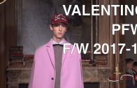 VALENTINO | FALL WINTER 2017-18 | MAN FASHION SHOW