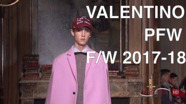 VALENTINO | FALL WINTER 2017-18 | MAN FASHION SHOW