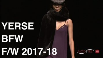 YERSE | WOMAN FALL WINTER 2017-2018 | FASHION SHOW