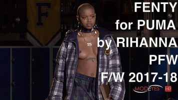 FENTY for PUMA by RIHANNA   FALL WINTER  2017-2018   EXCLUSIVE BACKSTAGE + INTERVIEWS + FULL SHOW