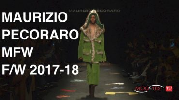 MAURIZIO PECORARO | WOMAN FALL WINTER 2017 – 2018 | FULL FASHION SHOW HD